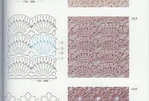 Crochet - patterns inspirations