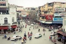 Our first trip overseas- Hanoi Vietnam