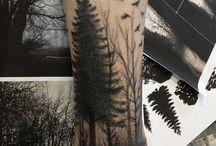 drzewo - tattoo