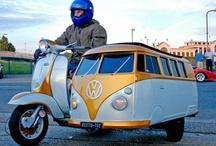 Cars: Classic, Unique & Futuristic