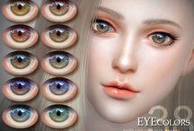 Sims Make-up and more