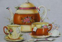 Caixa Chá