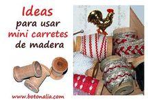 Ideas estilo vintage