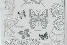 motýle - butterflies