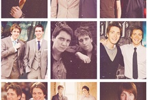 James & Oliver Phelps