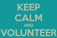 Volunteering!