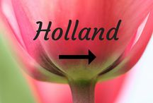 Holland / The Netherlands / Traveling to the Netherlands and Holland? Find all the information you need at Tulips in Holland.  Find more on: www.tulipsinholland.com