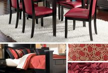 Ashley Furniture / by Hope Dotson