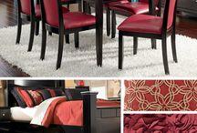Ashley Furniture / by Hope Dotson