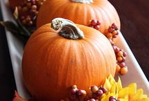 Gorgeous Fall Splendour and Thanksgiving Celebrations and also Great Food and Drinks! / Fall, Turkey and Thanksgiving!
