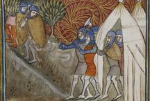 Medieval Tents / A survey of tents from the 14th to early 15th centuries