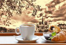 Флюиды ароматного кофе...