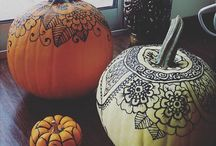 Decorate Pumpkins