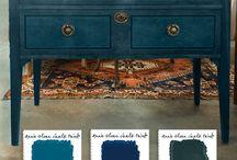 Kék szekrény