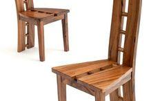 скамейки стулья