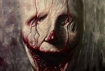 horror concept