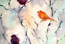 paintings / by Julie McKendrick