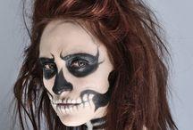 Llamakeup / makeup, makijaż