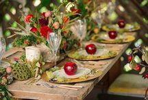 Enchanted Forrest Wedding Theme