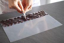 Tout sur la deco chocolat