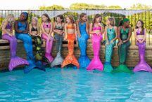 Mermaid party ideas.