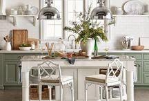 kitchen / by Sara Heumann