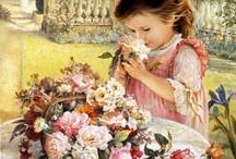 Impressionistic art: Brenda Burke