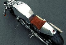 Motorcycles / by Limestone & Boxwoods