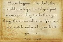 Quotes About Hope / Quotes about hope