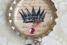 Šperky ze zátek ♥