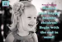 Peace in the Home – Parenting