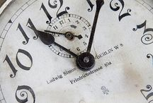 Clocks and pocket watches