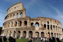 Colosseum / Het grootste amfitheater van het Romeinse Rijk.