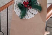 bolsas navideñas