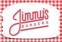 Jimmy's Burgers / Burgers from all over the world