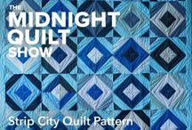 Midnight Quilt Show - Angela Walters