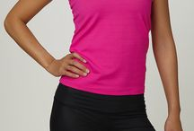 JUJA - Think Pink / That pop of PINK on your leggings, tanks, or bags brighten any day