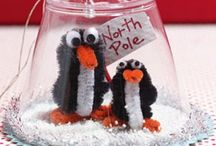 Classroom holiday crafts  / by Joie Schuetzle Jockheck