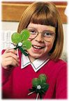 The luck o'the Irish! / by Stacy Robinson