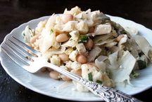salads /grain /bean/ noodle