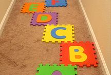 ABC learning / by Laurie Allred