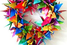 Channel your crafty side / Crafts...but not necessarily kids crafts.