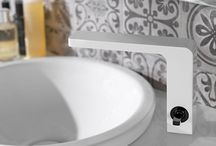 White Finishes in bathrooms / by Noken Porcelanosa Bathrooms