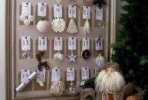 Natal - Calendário do Advento