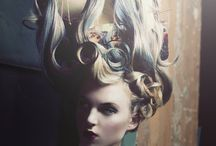 Marie Antionette hair and makeup