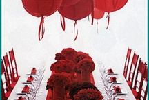 Valentine's Ball / Inspiration for a sumptuous Valentines Ball