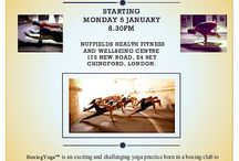 BoxingYoga / Optimise your fitness levels