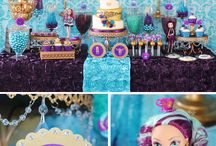 Ever After High Party Ideas