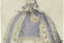 Fashion Plates - 18th C / by Antina Richards-Pennock