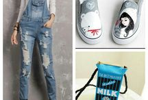 STREET STYLE / Para ir a la moda y comoda todo oo dias